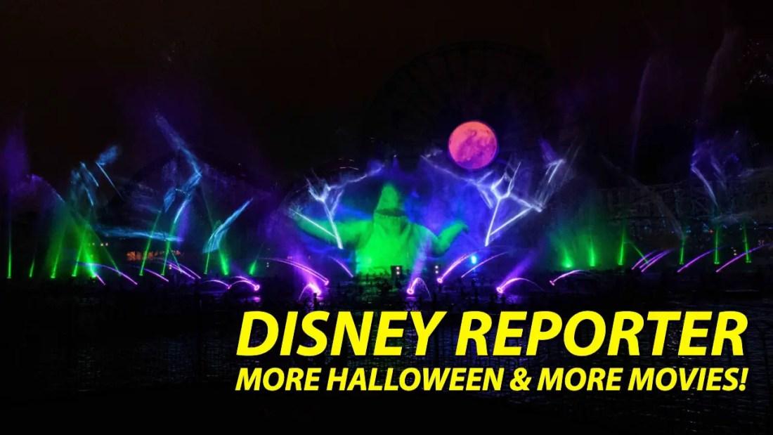 More Halloween & More Movies! - DISNEY Reporter