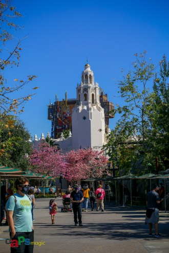 First Day A Touch of Disney at Disney California Adventure