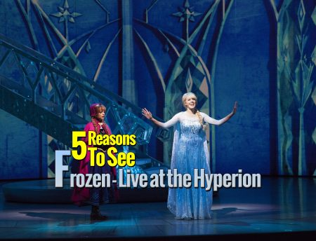 5 Reasons to See Frozen - Live at the Hyperion