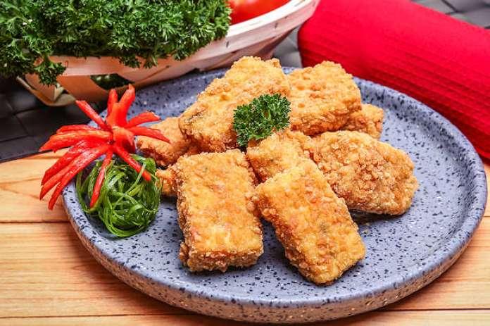 Image result for Nugget Tahu Ayam