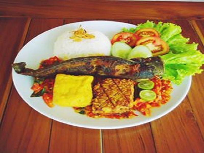 Resep ikan lele penyet Dapur Ocha