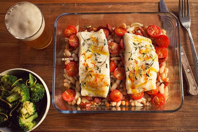 Resep Spanish Baked Fish