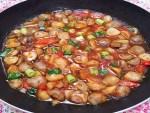 jamur merang saus tiram