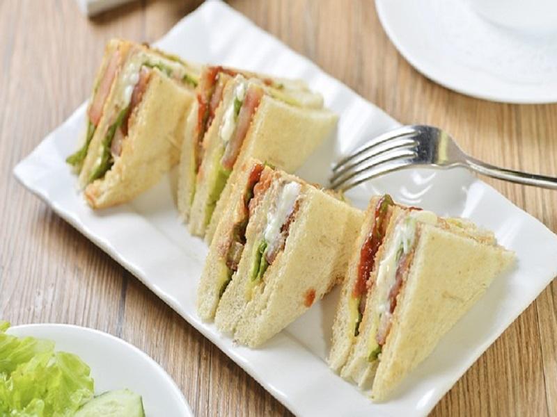 Resep Sandwich Dengan Olesan Mayonnaise