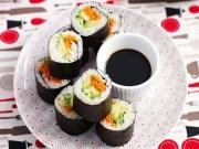 Sushi Resep Masakan Jepang yang Cukup Diminati