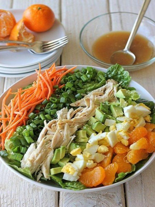 Resep Salad Asian