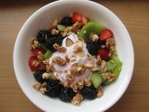 Resep Gronola Yogurt Mix Buah