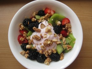 Resep Gronola Yogurt Mix Buah