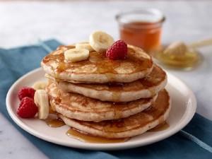 Resep Pancake Telur Topping Madu