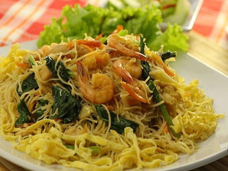 resep makanan singapore bihun goreng lezat
