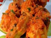 makanan khas Bali Menu Ayam sambal