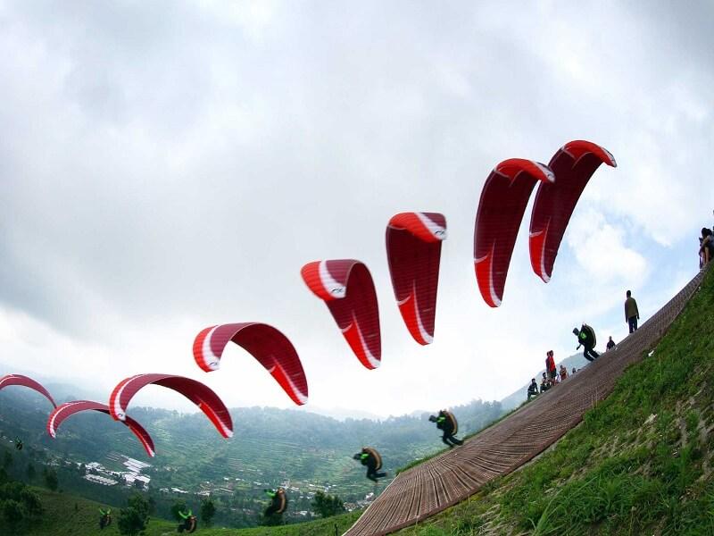 Bukit Paralayang Puncak