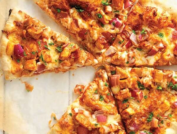 Resep Pizza Soft Bread