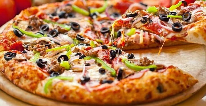 Resep Pizza Tuna