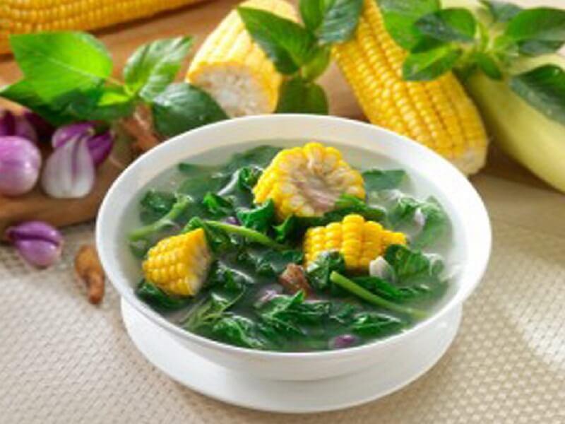 Resep Sayur Bayam Makanan Sehat Untuk Ibu Hamil
