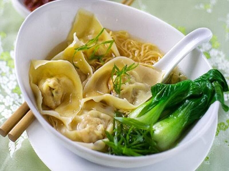 Resep Soup Wanton Hongkong Style Praktis Dan Lezat