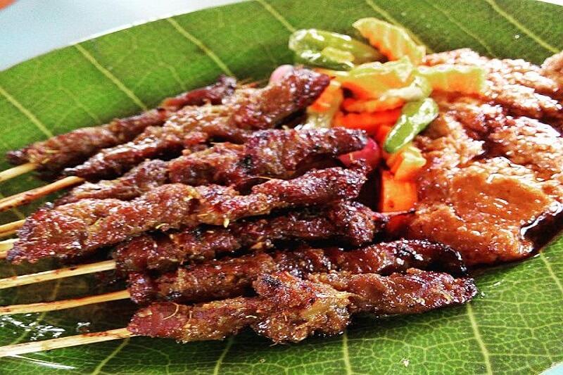 resep sate ayam maranggi asli Purwakarta Jawa Barat