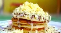 Resep Pancake Keju Manis