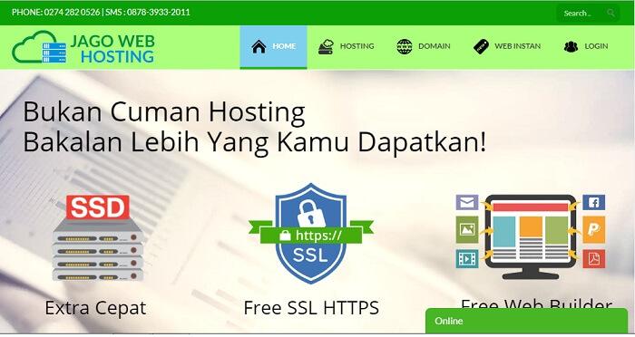 Panduan Setting Domain Dan Hosting Jago Web