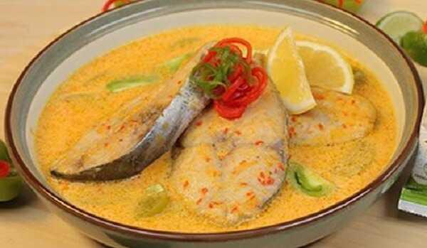 Resep Garang Asem Ikan Tenggiri