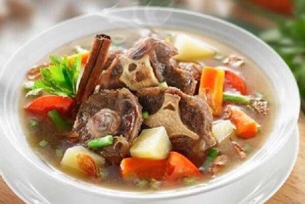 Resep Masakan Rumahan Sop Daging Sapi