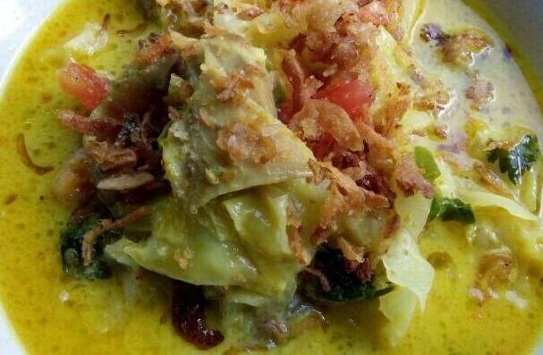 Resep Tongseng Ayam Pedas Bumbu Kuning
