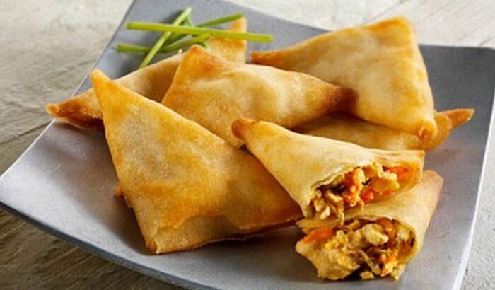 resep samosa daging hidangan lezat nusantara