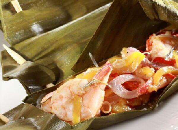 Resep Pepes Udang Bumbu Manado Masakan Terbaru