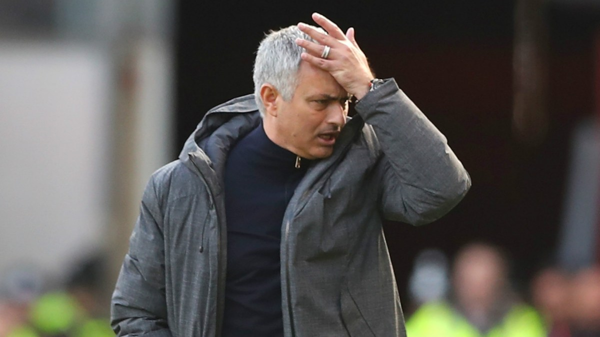Breaking: Mourinho atimuliwa Man United