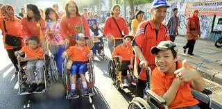 Indonesia Peduli Hak-hak Disabilitas (foto : net)