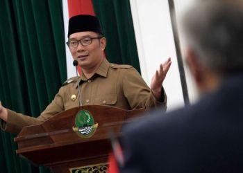 Gubernur Jabar, Ridwan Kamil (Foto: Kompas)