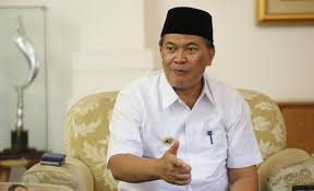 Wali Kota Bandung, Oded M Danial (Foto: galamedianews.com)