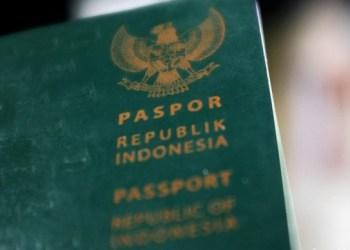Ilustrasi Paspor. (Foto: detik.com)