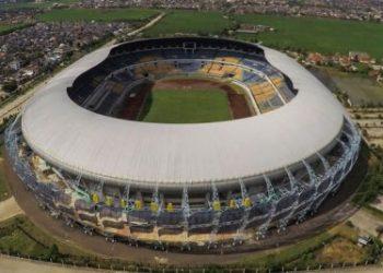 Stadion Gelora Bandung Lautan Api, Kota Bandung, Jawa Barat. (Foto : mediaindonesia) Selatan