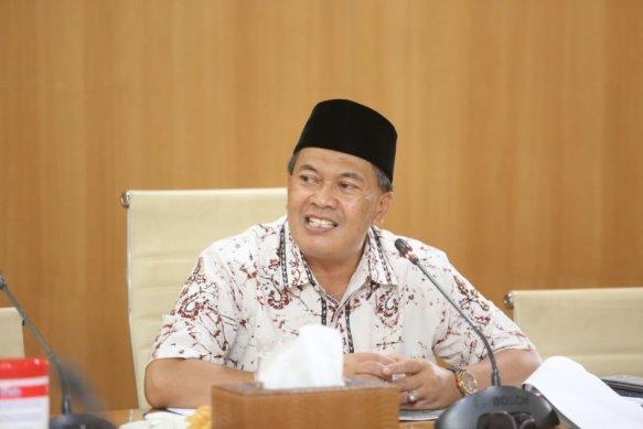 Wali Kota Bandung: Oded M Daniel (Foto: Jabarnews/net)