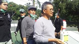 Kepala Dinas Pertanian Kabupaten Bandung, A. Tisna Umaran (Foto : agus fatah/dara.co.id)