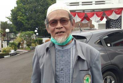 Sekretaris MUI Kota Sukabumi, Muhamad Qusoy. (Foto: Riri Satiri/dara.co.id)