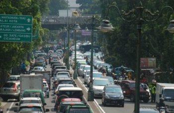 Ilustrasi kemacetan. (Foto: Tempo/Prima Mulia)