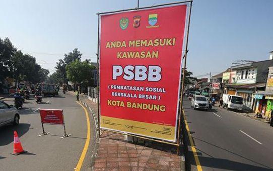 Ilustrasi PSBB (Foto: pikiran rakyat)