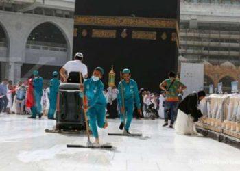 Masjidil Haram ditutup Hari Arafah (Foto : PropertyBisnis.com)