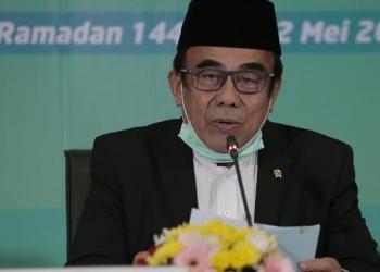 Menteri Agama Fachrul Razi (Foto: Tempo.co)