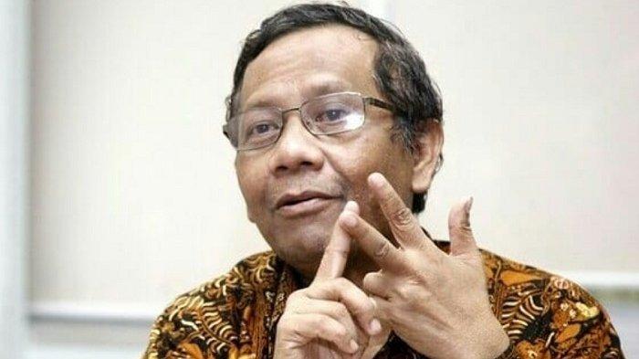 Mahfud MD (Foto: Riaupos-Jawapos)