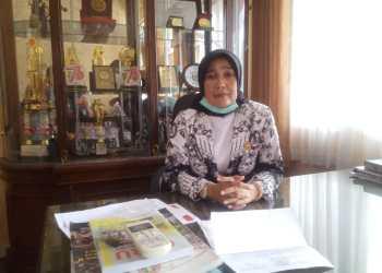 Yeyet Nurhayati Ketua PGRI Kab.Cirebon