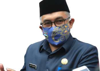 Ketua Harian Satgas Covid-19 KBB, yang juga Sekda KBB Asep Sodikin (Foto : Heni)