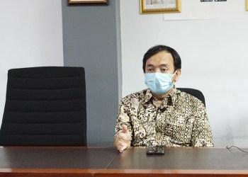 Wakil Direktur Pelayanan RSUD dr. Slamet Garut, Willy Indrawillis
