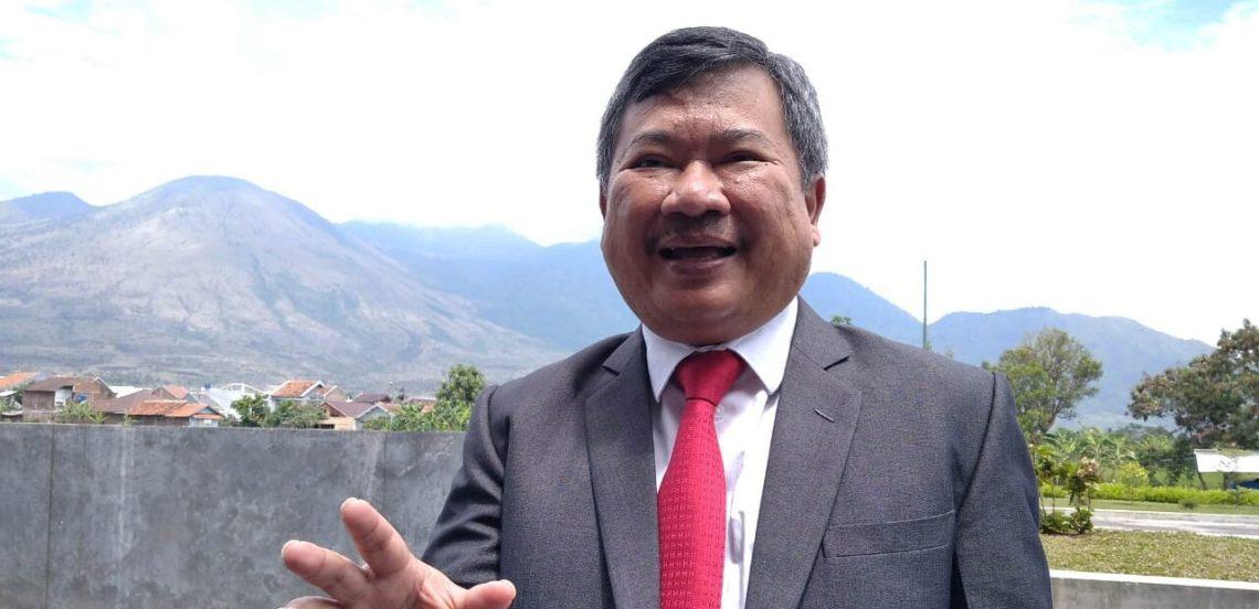 Rudy Gunawan, Bupati Garut