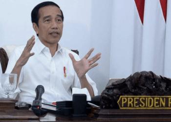 Presiden Joko Widodo. /Setpres RI