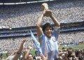 Dieago Maradona (Foto: Bola.net)