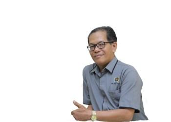 Wartawan politik Abdurrahman Ubaidah