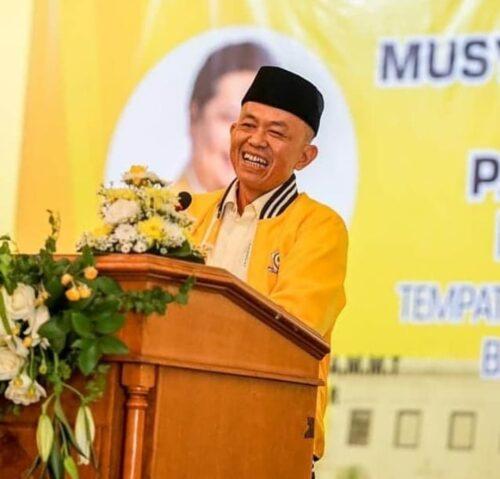 Wakil Ketua DPRD Provinsi Jawa Barat, Ade Barkah Surahman